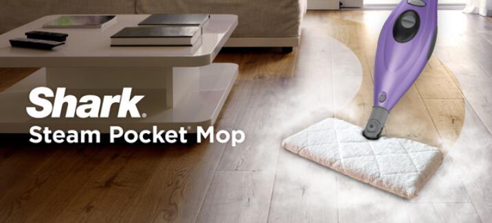 shark pocketa steam mop review