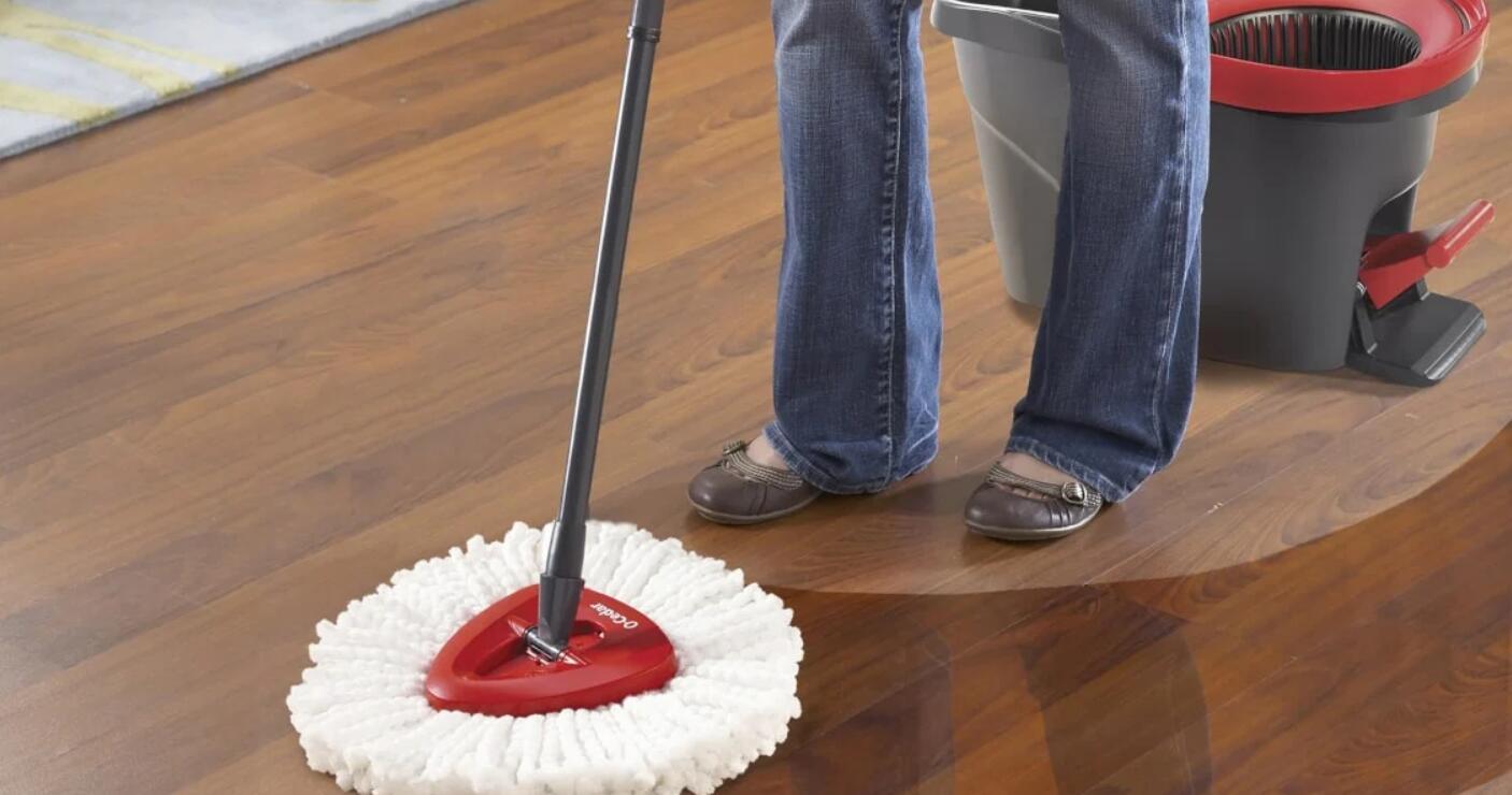 use o cedar spin mop