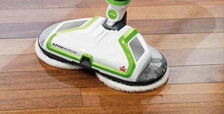 bissell spinwave 2039a floor mop review