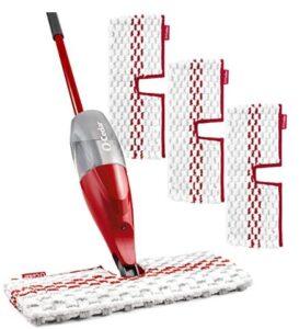 o cedar promist microfiber spray mop for deep cleaning tile floors