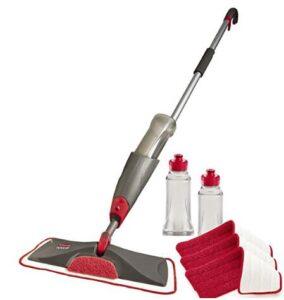 Rubbermaid easy to use spray mop kit for tile floors