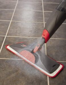 how to clean tile floors with spray mops