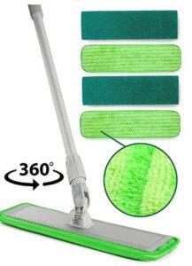 cheap turbo microfiber mop