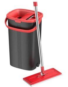 flat mop system