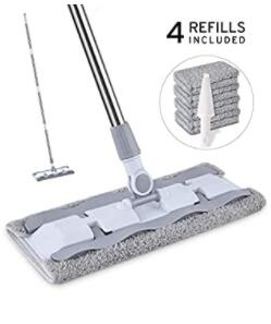 flat floor mop