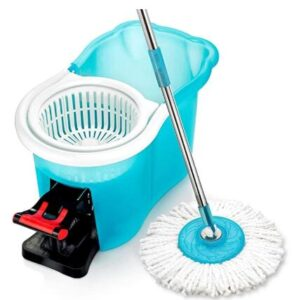 hurricane spin mop for all floors review