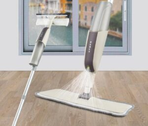 how to pick the best microfiber spray mop