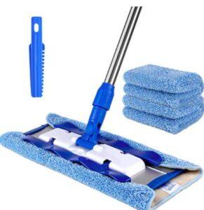 large flat mop