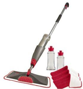 rubbermaid reveal microfiber spray mop