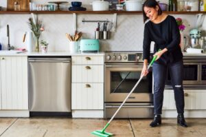 great value swiffer sweeper wet and dry mop