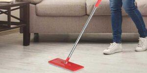 tethy flat floor mop review
