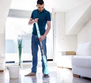 best scrubbing mop reviews