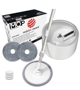 best mop and round bucket for home use