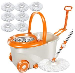 best mop bucket with wringer for home use