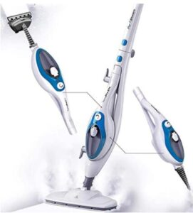 PurSteam lightweight steam mop for home and commercial use