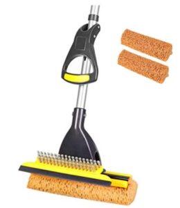 heavy duty sponge mop