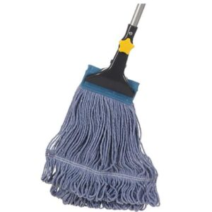 yocada cotton mop for large rubber gym floors