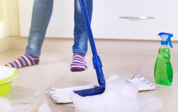 how to remove floor wax from tile