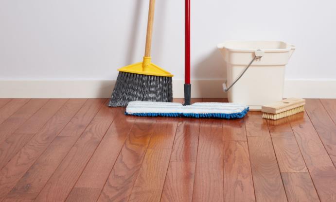 how to marks on hardwood floors