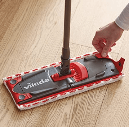 floor cleaning mop with spray