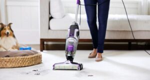 can I use vacuum on concrete floors
