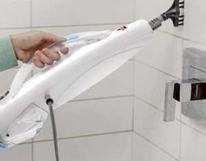 2 in 1 steam mop with detachable handheld steamer