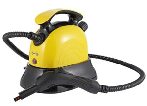 steam mop with long hose