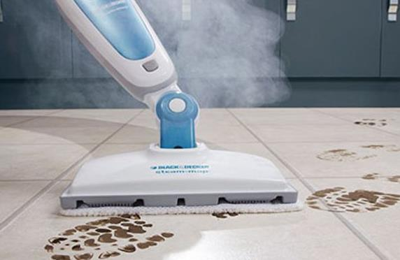 How to Use a Steam Mop?