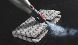 how steam mop clean