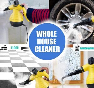 steam mop with grout attachment