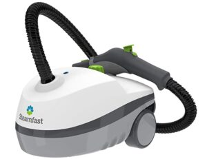 Chemical-Free Pressurized Steam Cleaning for Tiles