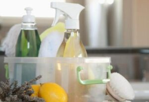 things you need to mix floor cleaner