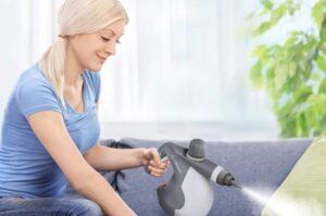 how do you use a shark steam mop