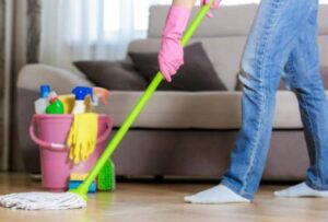 What mop sare safe to bamboo floor