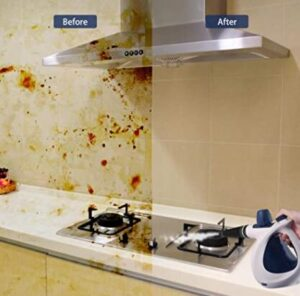 quick cleaning of kitchen