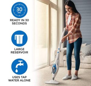 benefits you can gain from steam mop