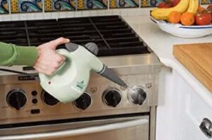where can steam cleaner be used for