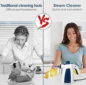 choose a portable steam cleaner for clothes